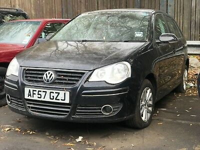 Volkswagen Polo, 1.2 Petrol,   5 Door,   For Spares Or Repairs