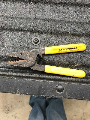 Klein Tools Wire Stripper Cutter 11045 10 to 18 AWG Made in USA
