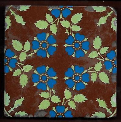 Antique Minton Floor Tile