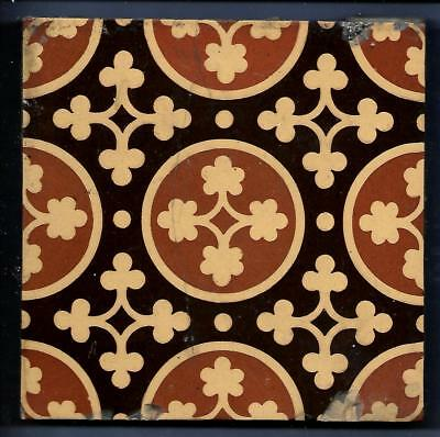 Antique Maws Floor Tile