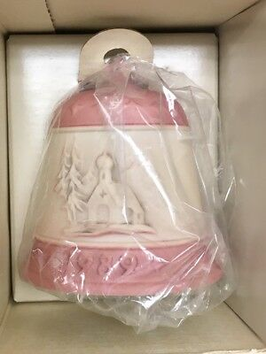 M.J. Hummel Christmas Bell Ornament 1989 First Edition Goebel W. Germany