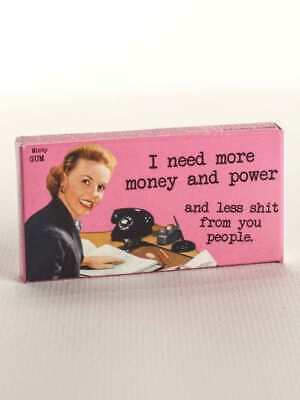 More Money and Power Gum