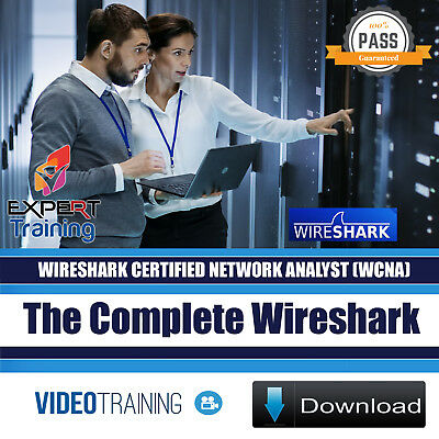 The Complete Wireshark Course And WCNA Exam Video Training 5 Courses Download
