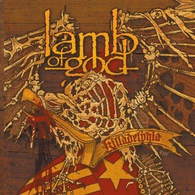 Lamb Of God-Killadelphia (Uk Import) Cd New