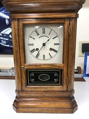 New England Clock Company Mantel Clock (non-working)