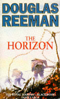 The Horizon by Douglas Reeman, Good Book (Paperback) FREE & Fast Delivery!