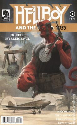Hellboy and the B.P.R.D. 1955 Occult Intelligence (Dark Horse) #1 2017 VF