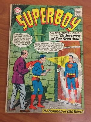 Superboy #113 DC Comics 1960's
