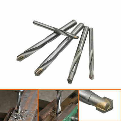 3mm-16mm Tungsten Carbide Tip TCT Drill Bits For Stainless Steel All Sizes Twist