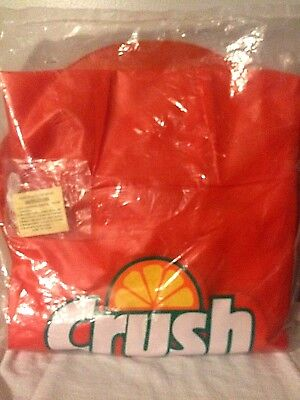 Vintage Orange Crush Inflatable Soda Can Brand New