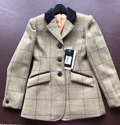 Equetech tweed hunter Riding Jackets