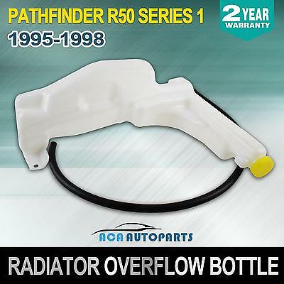 For Nissan Pathfinder R50 Radiator Overflow Reservoir Expansion Bottle 1995-1998