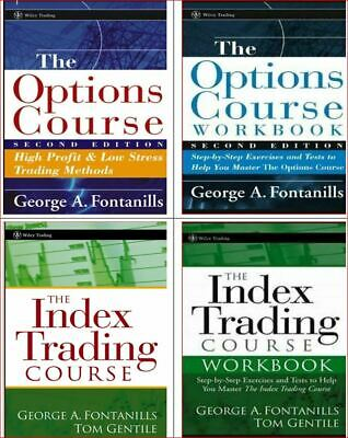The Options Course + Workbook  Fontanills  4 Phones/Tablets/PC*ONLY*