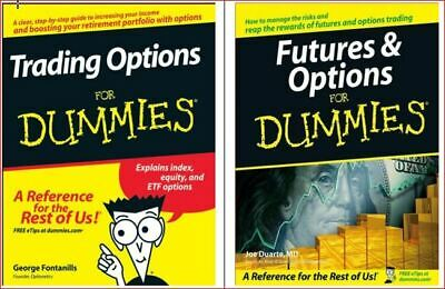 Trading Options + Futures & Options for Dummies 4 Phones/Tablets/PCs (1  FREE)