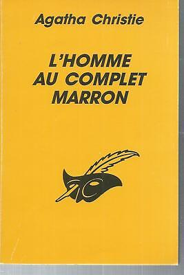 lhomme au complet marron french edition.html