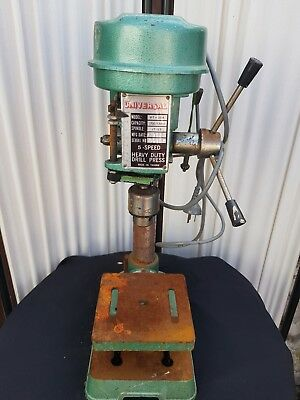 Small Bench Top Pedestal Drill