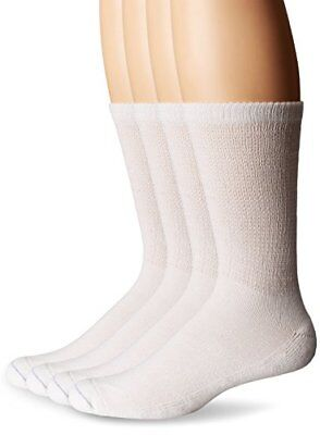 Dr. Scholls Mens Big and Tall Diabetic and Circulatory Ankle 4 Pack Socks,
