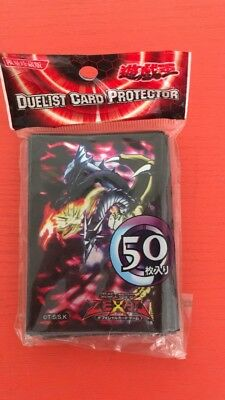 50pcs YU-GI-OH Card Deck Protectors Card sleeves - Five-Headed Dragon