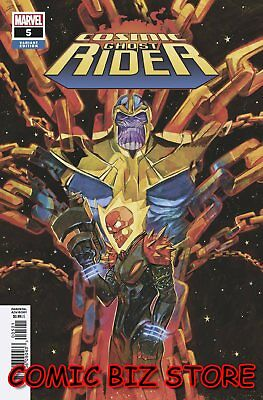 Cosmic Ghost Rider #5 (Of 5) (2018) 1St Printing Shavrin Variant Cover Marvel