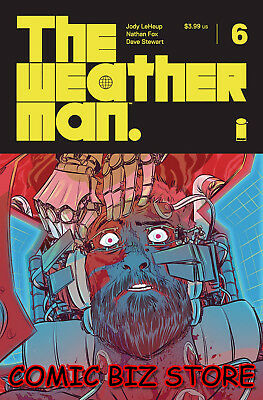 Weatherman #6 (2018) 1St Printing Fox Cover A Bagged & Boarded Image Comics