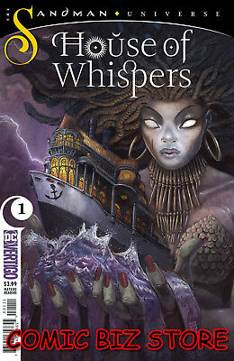 House Of Whispers #3 (2018) 1St Printing Bagged & Boarded Dc Comic Universe
