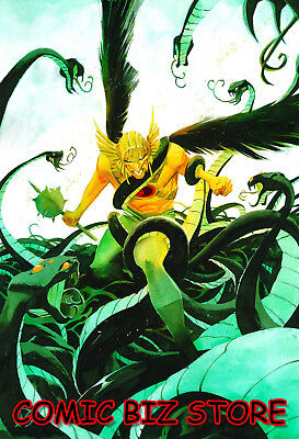 Hawkman #6 (2018) 1St Printing Variant Cover  Bagged & Boarded Dc Universe