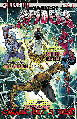 Vault Of Spiders #2 (Of 2) (2018) 1St Printing Camuncoli Main Cover Marvel