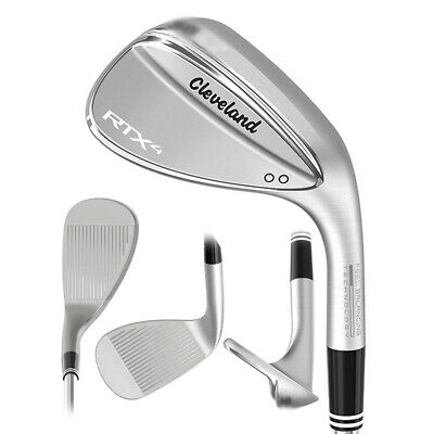 2018 Cleveland RTX-4 Tour Satin Wedge NEW