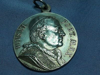 POPE PIUS XI  1928 Medallion