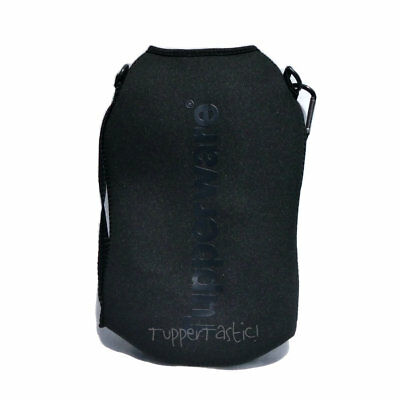 Tupperware NEW 2 litre Active Carrier For Eco Sports Water 2 L Bottle in Black