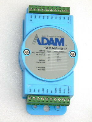 Adam 4017 Data Acquisition Module Output Rs-485 Ships Marine Junction Unit