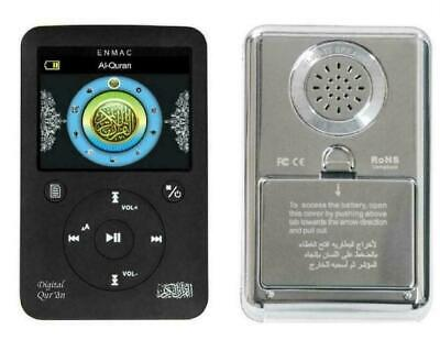 Digital Quran Player Muslim Allah Islamic Gift for Holy Koran Learners EQ509