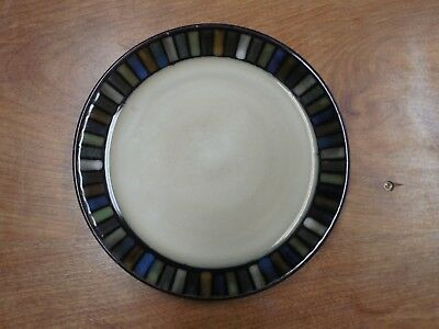 """Sonoma Life+Style VALLEJO BLUE Dinner Plate 11""""            8 available"""