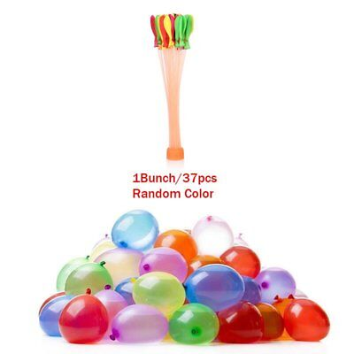 333//555pcs Fast Fill Magic Water Balloons Bombs Self Tying Bunch Summer Toys