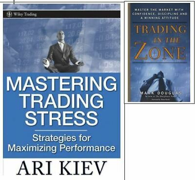 Mastering Trader Stress + (1 Free ) Trading in the Zone 4 Phone/Tab/Pc Only