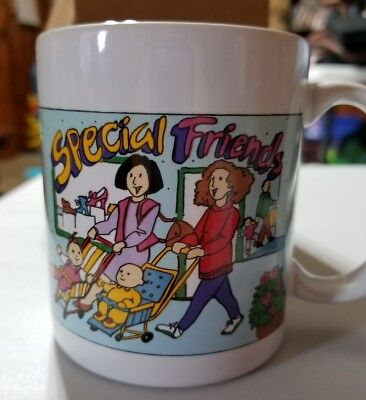 Avon Gift Collection Mom Mug Special Friends NIB Mothers Day
