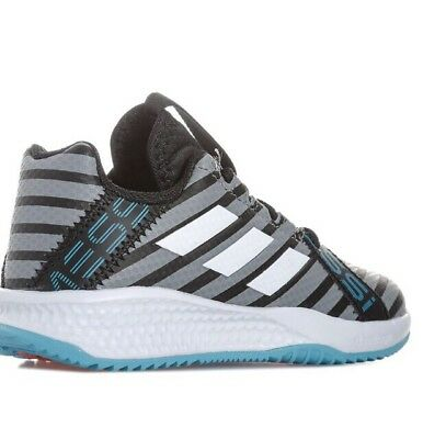 NEW Adidas Youth Boy's Rapida Turf Messi K Shoes Training Casual Size 3Y