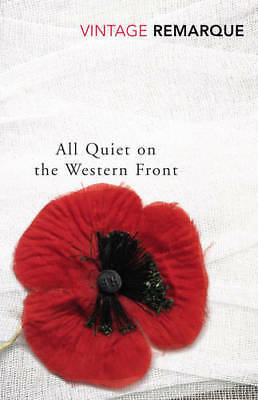 All Quiet on the Western Front, Remarque, Erich Maria, New