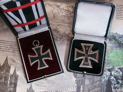 WWI WW1 Imperial Prussian General Officer German Grand Knights Iron Cross Set