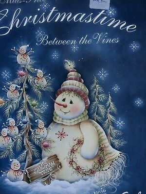 CHRISTMASTIME by Jamie Mills-Price  FOLK ART Gorgeous Book!