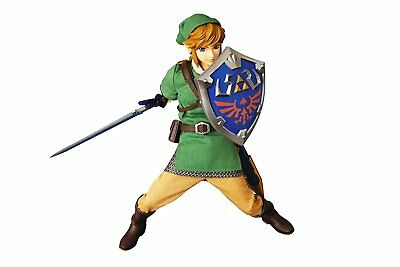 Medicom The Legend of Zelda: Skyward Sword: Link Real Action Hero Action Figure