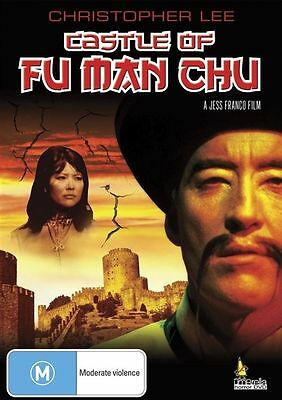 N10 BRAND NEW SEALED The Castle Of Fu Manchu (DVD, 2009)