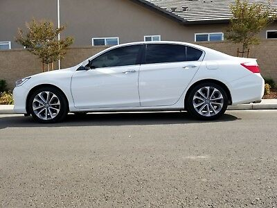 2014 Honda Accord Sports Edition 2014 Honda Accord Sedan, Sports Edition