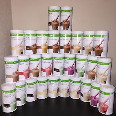 BRAND NEW Herbalife Formula 1 Shake - FREE DELIVERY (10 Flavours Available)