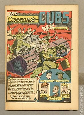 Thrilling Comics (Better/Nedor/Standard) #37 1943 Coverless 0.3
