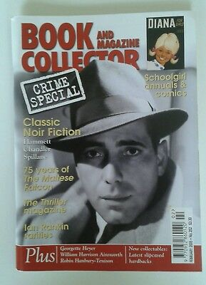Book and Magazine Collector February 2005 No. 252 Crime Special