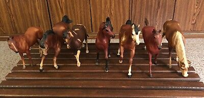 Lot of 7 Breyer Horses From a Private Collection