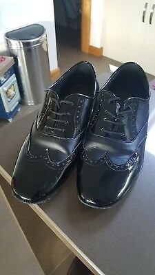 Mens ballroom dance shoes Size 9