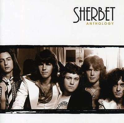 SHERBET Anthology 2CD BRAND NEW Best Of Greatest Hits Daryl Braithwaite