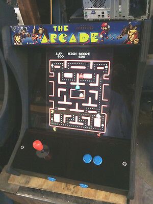 Awesome Multicade Plays 60 Classic Arcade Games!! Pac-Man! Galaga! Frogger!